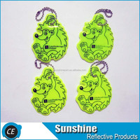 2014 world popular PVC keychains