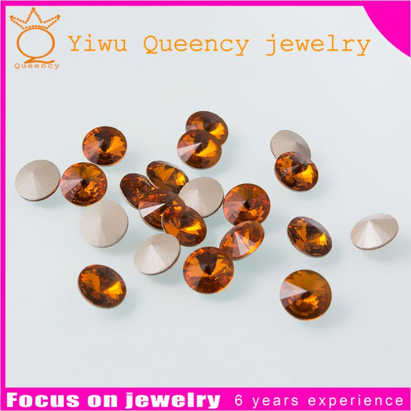 hot sale Crystal Glass Beads factory sew on crystal