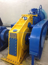 50kW-100kW Mini Cross Flow Turbine / Micro Banki Turbine for Sale