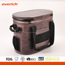 Everich BPA Free Custom Nylon Thermal Insulation Protable Soft Cooler