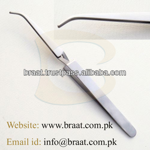 x type curved tweezers eyelash extension angle cross tweezers