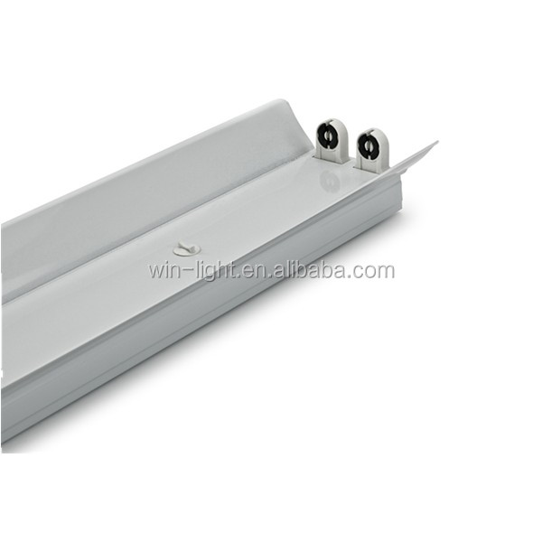 2ft 3ft 4ft 5ft t8 to t5 fluorescent light tube fittings with cover(to double)