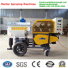 Hot Sale! 5m3/h Electric Spray Cement Mortar Machine with 10m Pipe