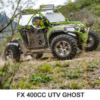 China water-cooling CVT 400cc cheap kids utv for sale