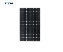 250W Monocrystalline Solar Panel Solar Cell Price China Manufacture