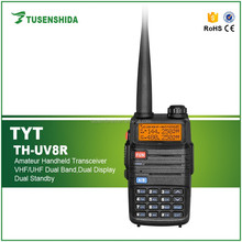2016 Popular Portable TYT TH-UV8R 7 DMR Dual Band Transceiver mobile Walkie Talkie Ham two way Radio