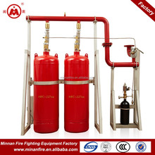 Piping Type Fire Suppression System For Fire Fighting