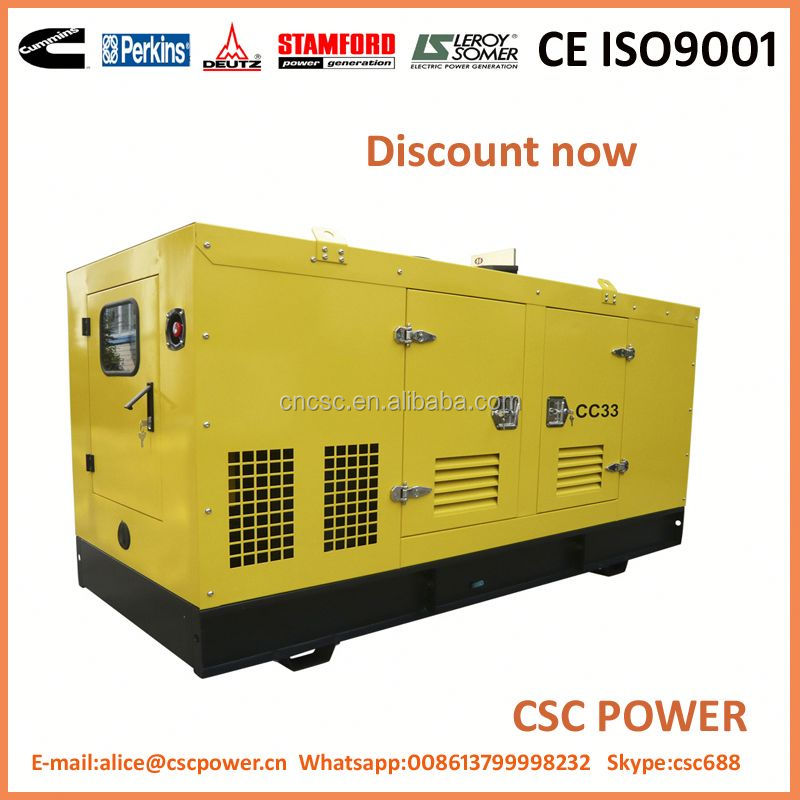 No1 in China Trade Assurance 12kva big power diesel generator with CE ISO