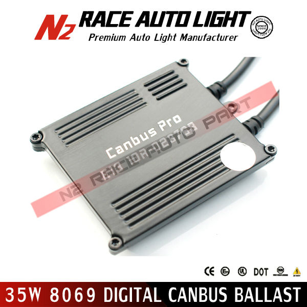 Factory lifetime warranty slim ballast hid kit, high quality hid xenon kit ac 12v 35w canbus