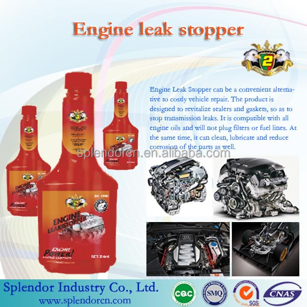 Engine leak stopper/ leak stopper