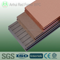 Recycle timber composite solid wpc decking floor