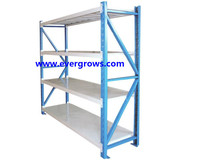 Rust-proof for logistics and warehouse diy steel shelf