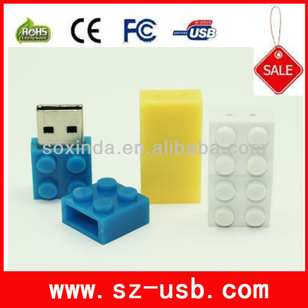New arrival electronic gadget!!! square usb flash drive