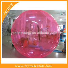 Inflatable water sphere ball new toys pvc aqua orb games