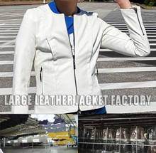 Apparel factory newzealand sheep leather jackets men sheep fur jacket OEM/ODM and customize