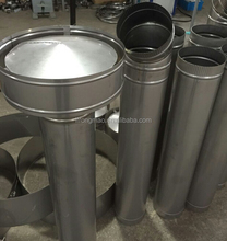 Wood Heater Stainless Steel Pipe, Elbow, Bend, Cowl