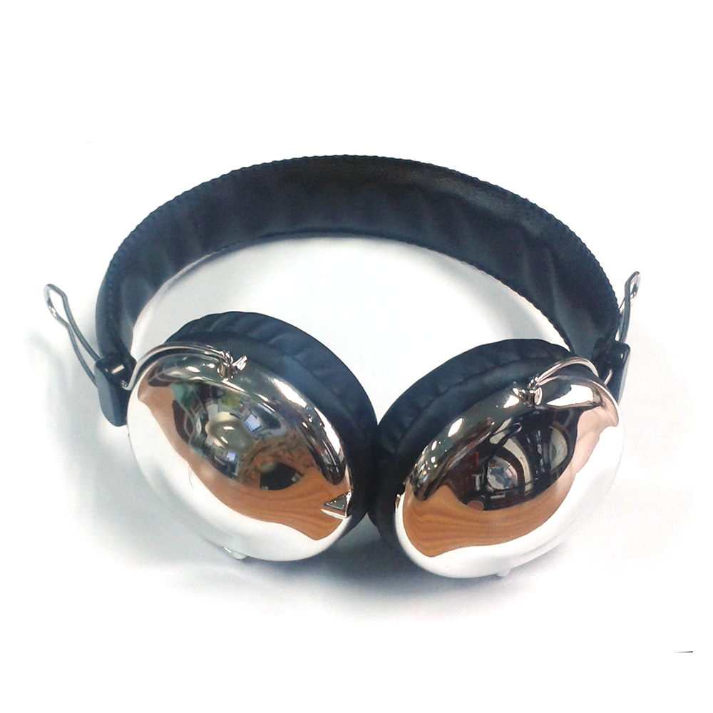 Best factory discounted price silver plated best exhibition headphones with ready <strong>samples</strong>