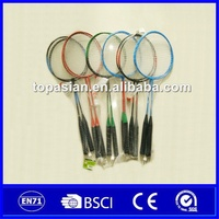 Wholesale badminton raquets cheap for outdoor /indoor
