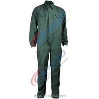 EN531 fire retardant coverall with fireproof fabric