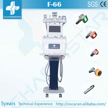 Professional laser velashape rolling slimming machine with roller message