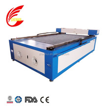 imported lens shoe leather laser cutting engraving machine