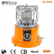Multi-function natural indoor portable gas heater & cooker made in china