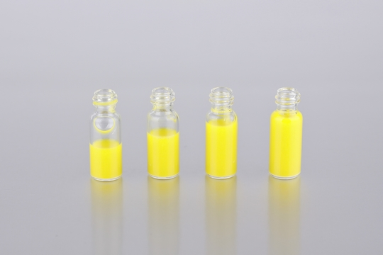1.5ml vials for HPLC autosampler 8-425 Standard screw thread septa empty vials, without black caps+Septa