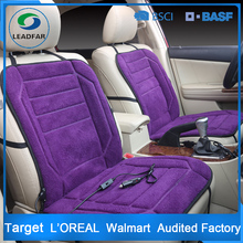 Car seat heating adult car booster seat