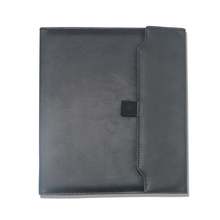 Smooth business portfolios folders with ipad holder conference portfolios