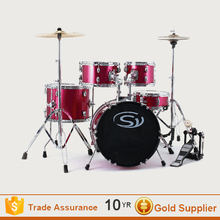 Inflatable jinbao baby drum sets cymbals