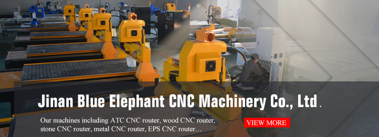 3D Sculpture Cnc Wood Carving Machine , Atc Cnc Router Machine , 4 Axis Cnc Router for Wood Foam Mould Making