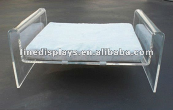 Acrylic Pet Bed dog bed (HF-A-0205)