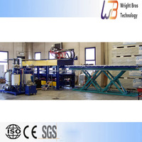 polyurethane/pu sandwich panel production line
