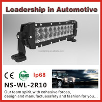 2015 New Design 10inch 60W Cree offroad led light bar, led bull bar light with lifetime warranty & IP68 waterproof