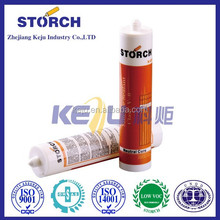A101 Yellow silicone clean /clear acrylic sealant/raw materials sealant
