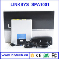 Unlocked Linksys SPA 1001 with best price voip phone adapter