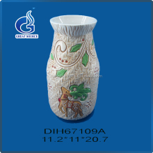 Appearance diverse christmas characters ceramic home flower vase