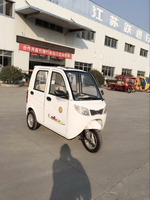 electric passenger tricycle motor taxi