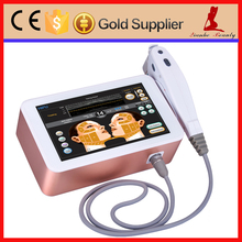 2016 manufacturer portable hifu wrinkle removal face lifting machines