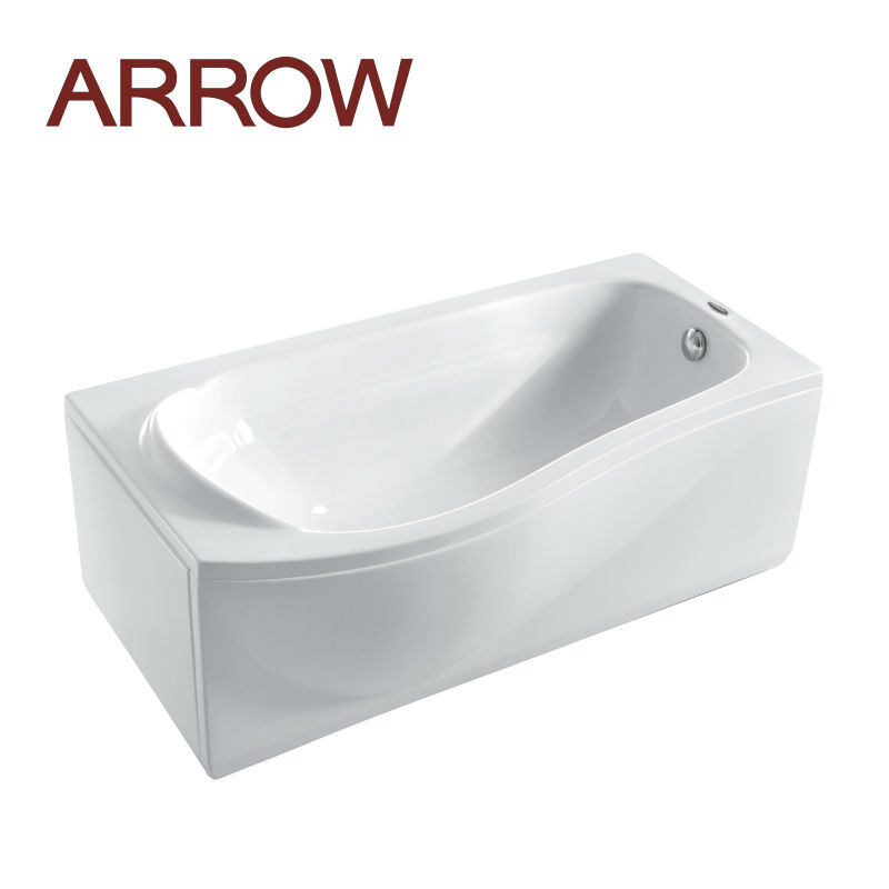 Double Apron Acrylic Bathtub, View Acrylic Bathtub, ARROW Product Details  From Foshan City Shunde Area Lehua Ceramic Sanitary Ware Co., Ltd. On  Alibaba.com