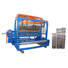 Cattle fence mesh weaving machine , grassland fence machine Manufacturer