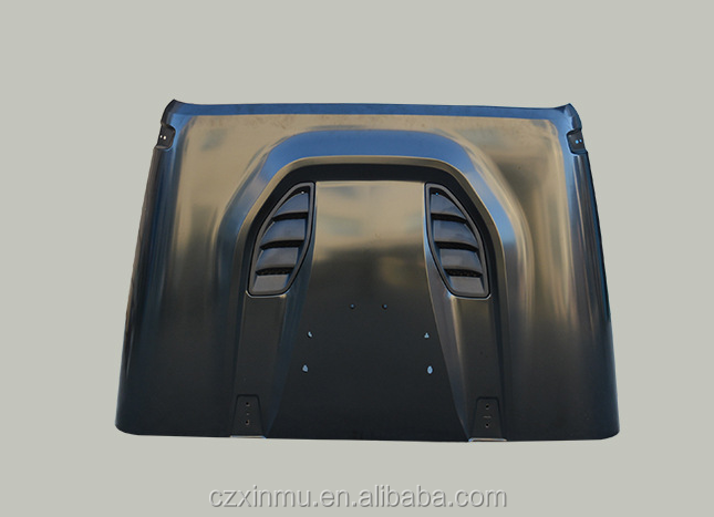 High Performance10th Anniversary Hood Cover for Jeep Wrangler Hot Sellig Hood Cover for Jeep Wrangler