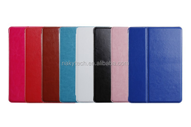 wholesale 8.9 inch pu leather tablet case for Samsung tablet