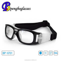 Professional Basketball Sport Eye Protector with soft nose pad