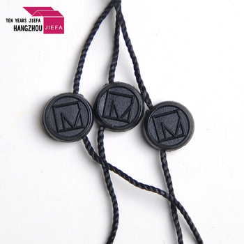 Factory Made Special Shaped Plastic Seal Tag for Clothing