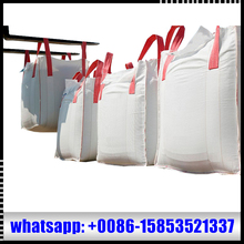 high quality 1500kg pp fibc bulk bag for packing construction garbage