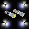 Canbus LED indicator light T10 W5W 3528 4SMD COB LED BA9S H6W 12V Auto led lamp PA