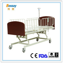 Bossay Medical Furniture Three Functions Home Care Bed Nursing Home Bed