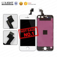 DHL express lcd screen touch digitizer for apple iphone 5 s promotion