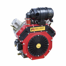Germany Technology Air-cooled Diesel Engine 2 cylinder 2V92 for sale with 25hp